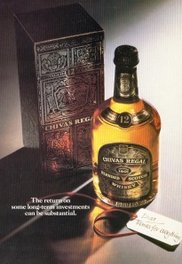 Chivas Regal Ad - Luxury brands