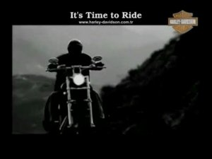 BRand Archetypes - Outlaw - Harley Davidson ad
