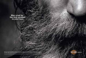 BRand Archetypes - Outlaw - Harley Davidson ad2