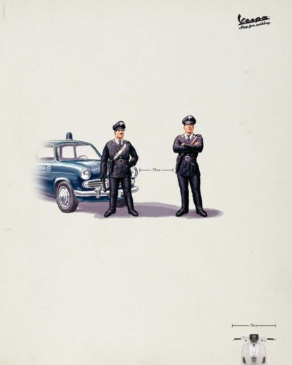 Advertising templates - Extreme worth - vespa-cops